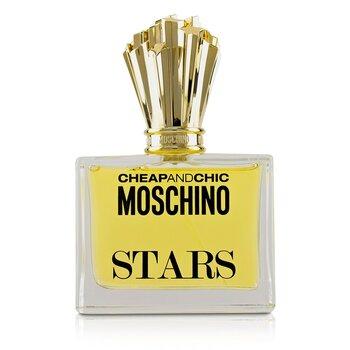 Moschino Cheap & Chic Stars Eau De Parfum Spray 100ml/3.4oz