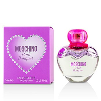 Купить Pink Bouquet Eau De Toilette Spray 30ml/1oz, Moschino