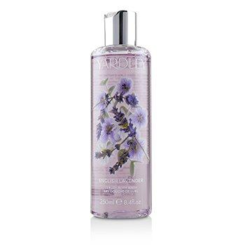 Yardley London English Lavender Luxury Body Wash 250ml/8.4oz
