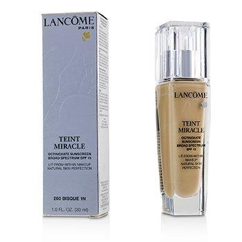 랑콤 Teint Miracle Natural Skin Perfection SPF 15 - # Bisque 1N (US Version) 30ml/1oz
