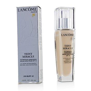 랑콤 Teint Miracle Natural Skin Perfection SPF 15 - # Buff 4C (US Version) 30ml/1oz
