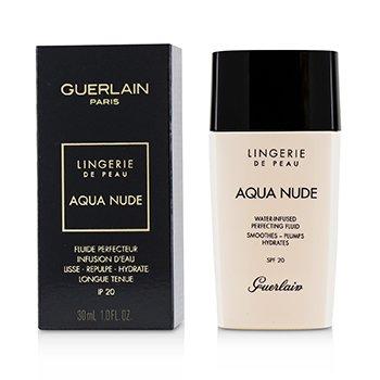 Купить Lingerie De Peau Aqua Nude Основа SPF 20 - # 00N Porcelain 30ml/1oz, Guerlain