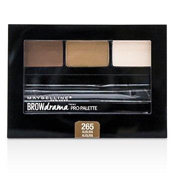 Купить Brow Drama Pro Набор для Бровей - # 265 Auburn 2.8g/0.1oz, Maybelline