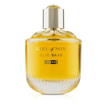 Elie Saab Girl Of Now Shine Eau De Parfum Spray 90ml/3oz