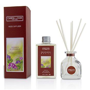 The Candle Company Reed Diffuser Geraniol Citronella 100ml 3.38oz