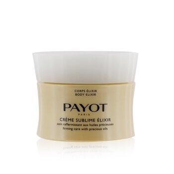 Купить Body Elixir Crème Sublime Elixir Укрепляющее Средство с Ценными Маслами 200ml/6.7oz, Payot