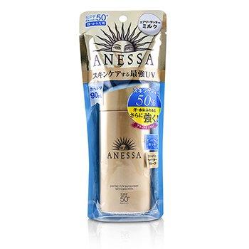 Anessa Perfect UV Солнцезащитное Ухаживающее Молочко SPF50+ PA++++ 90ml/3oz фото
