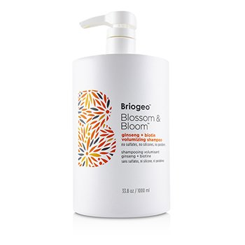 Briogeo Blossom & Bloom Ginseng + Biotin Volumizing Shampoo 1000ml/33.8oz