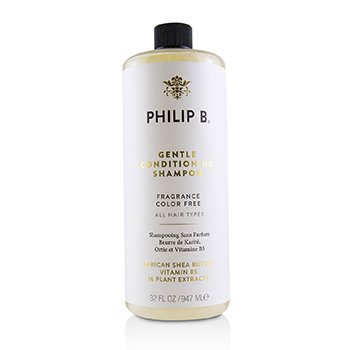 Купить Нежный Шампунь Кондиционер (без Отдушек и Красителей - для Всех Типов Волос) 947ml/32oz, Philip B