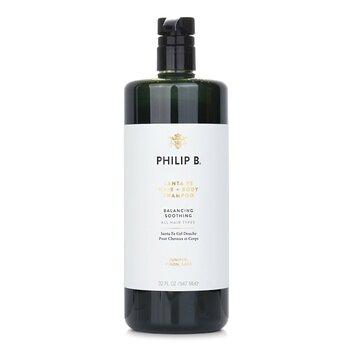 Купить Scent of Santa Fe Шампунь (Балансирующий Успокаивающий - для Всех Типов Волос) 947ml/32oz, Philip B