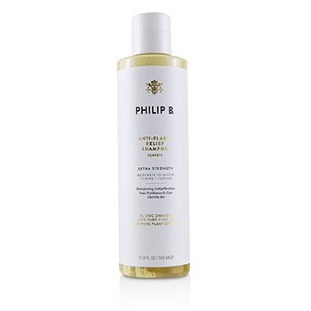 Philip B Anti-Flake Relief Shampoo - # Classic (Extra Strength Moderate to Severe Itching + Flaking) 350ml/11.8oz