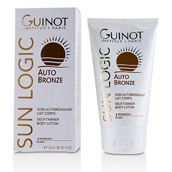 Купить Sun Logic Auto Bronze Лосьон Автозагар для Тела 150ml/5oz, Guinot