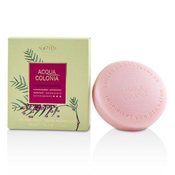 Image of 4711 Acqua Colonia Pink Pepper & Grapefruit Aroma Soap 100g/3.5oz