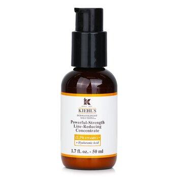 Купить Dermatologist Solutions Эффективный Разглаживающий Концентрат (с 12.5% Витамином C + Гиалуроновой Кислотой) 50ml/1.7oz, Kiehl's