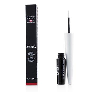 Купить Aqua XL Ink Liner Экстра Стойкая Водостойкая Подводка для глаз - # M-14 (Matte White) 1.7ml/0.05oz, Make Up For Ever