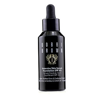 芭比波朗 Bobbi Brown Intensive Skin Serum Foundation SPF40 - # 5.5 Warm Honey 30ml/1oz