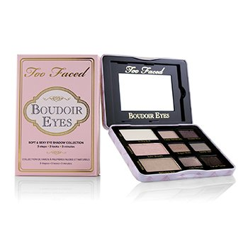 Too Faced Boudoir Eyes Soft & Sexy Eye Shadow Collection -