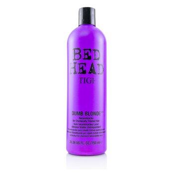 Bed Head Dumb Blonde Восстанавливающее Средство - для Химически Обработанных Волос (с Крышкой) 750ml/25.36oz, Tigi  - Купить