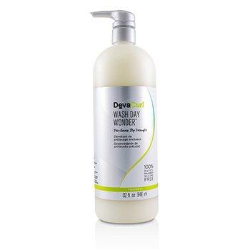 Купить Wash Day Wonder (Распутывающее Средство до Очищения - для Всех Типов Кудрявых Волос) 946ml/32oz, DevaCurl