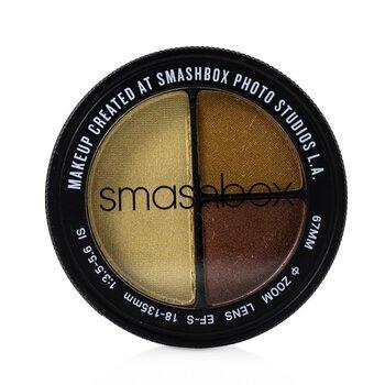 Купить Photo Edit Тени для Век Трио - # It's Fire (Pushup Bronze, Sizzle Reel, Pixel Dust) 3.2g/0.11oz, Smashbox