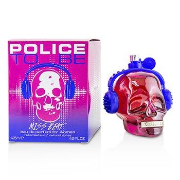 To Be Miss Beat Eau De Parfum Spray Police To Be Miss Beat Eau De Parfum Spray 125ml/4.2oz
