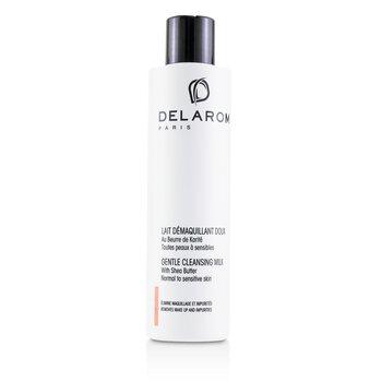 DELAROMGentle Cleansing Milk For Normal to Sensitive Skin 200ml 6.7oz