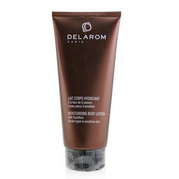 DELAROMMoisturising Body Lotion For All Skin Types to Sensitive Skin 200ml 6.7oz