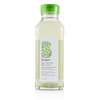 Briogeo Be Gentle Be Kind Matcha + Apple Replenishing Superfood Shampoo 369ml/12.5oz
