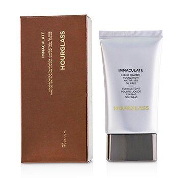 Купить Immaculate Жидкая Пудровая Основа - # Shell 30ml/1oz, HourGlass