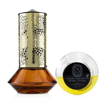 Diptyque Hourglass Diffuser - Fleur D'Oranger (Orange Blossom) 75ml/2.5oz