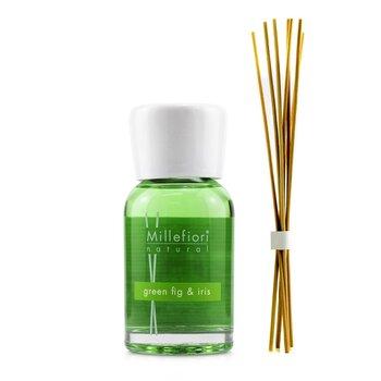 Купить Natural Ароматический Диффузор - Green Fig & Iris 100ml/3.38oz, Millefiori
