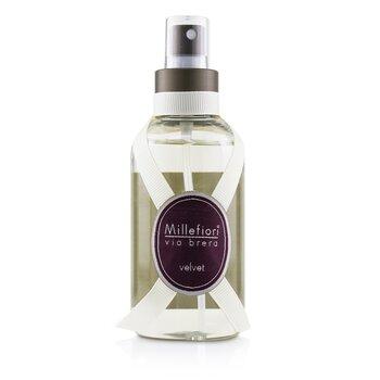 Millefiori Via Brera Home Spray - Velvet 150ml/5oz