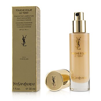 Купить Touche Eclat Le Teint Бодрящая Основа SPF22 - #B10 Porcelain 30ml/1oz, Yves Saint Laurent