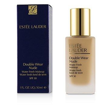 Estée Lauder Double Wear Nude Water Fresh Makeup SPF 30 - # 3W2 Cashew 30ml/1oz