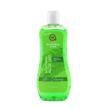 Australian Gold Soothing Aloe After Sun Gel 237ml/8oz