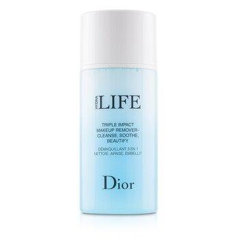 Купить Hydra Life Triple Impact Средство для Снятия Макияжа 125ml/4.2oz, Christian Dior