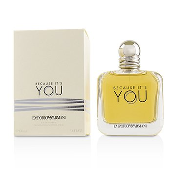 Giorgio Armani Emporio Armani Because It's You Eau De Parfum Spray 150ml/5.1oz