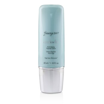 FREEZE 24/7 | Freeze 24/7Avalanche Anti-Aging Peptide Lotion 40ml/1.35oz | Goxip