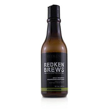 Купить Brews Ежедневный Шампунь (для Всех Типов Волос) 300ml/10oz, Redken
