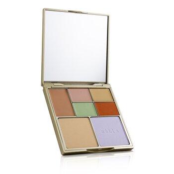 Купить Correct & Perfect All In One Color Correcting Palette 12.76g/0.45oz, Stila