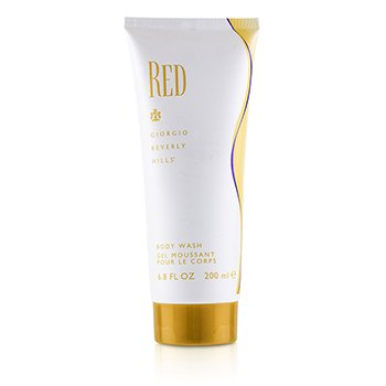 Giorgio Beverly Hills Red Body Wash 200ml/6.8oz