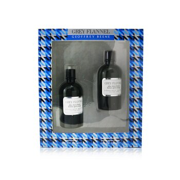 Купить Grey Flannel Набор: Туалетная Вода Спрей 120мл/4унц + Лосьон после Бритья 120мл/4унц 2pcs, Geoffrey Beene