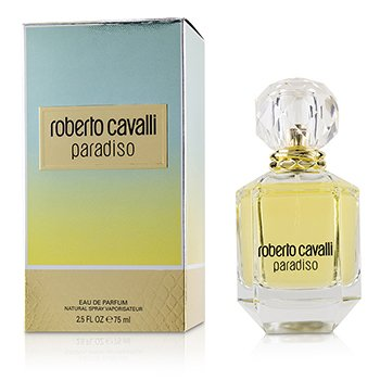 Купить Paradiso Eau De Parfum Spray 75ml/2.5oz, Roberto Cavalli