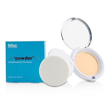 BlissEm'powder' Me Buildable Powder Foundation Ivory 9g 0.31oz