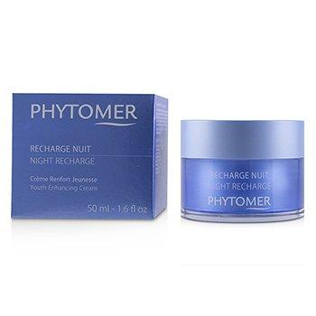 PhytomerNight Recharge Youth Enhancing Cream 50ml 1.6oz