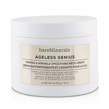 BareMinerals Ageless Genius Firming & Wrinkle Smoothing Neck Cream (Salon Size) 170g/6oz