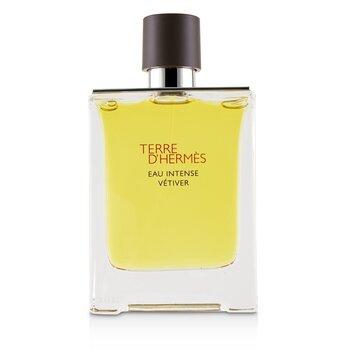 Купить Terre D'Hermes Eau Intense Vetiver Парфюмированная Вода Спрей 100ml/3.3oz