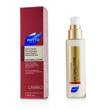 PHYTO | Phyto Phytomillesime Color Locker Pre-Shampoo (Color-Treated  Highlighted Hair) 100ml/3.38oz | Goxip