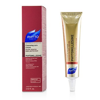 PHYTO | Phyto Phytomillesime Cleansing Care Cream (Color-Treated  Highlighted Hair) 75ml/2.53oz | Goxip