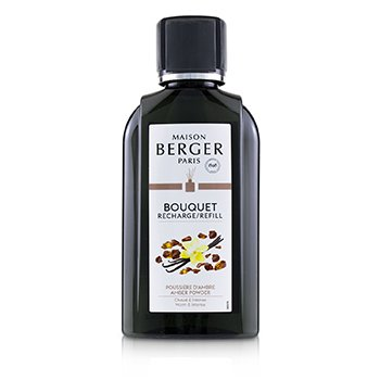 Lampe Berger Bouquet Refill - Amber Powder 200ml